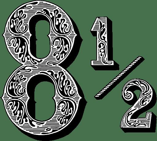 Logo 8 Strade e Mezzo
